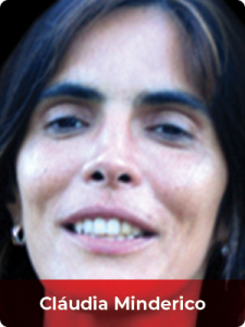 Cláudia Minderico